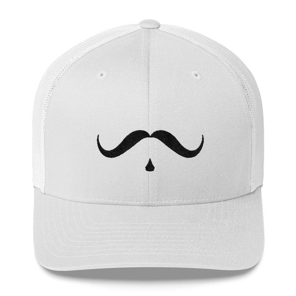 Trucker Cap - SuperStache model, Cap, THEFINEBEARD, THEFINEBEARD