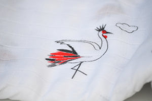 NEW! Clive The Crane  {The Aesop's Fables Collection ®- Fox and Stork}