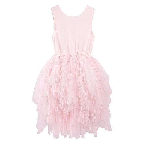 Melody Tulle Dress- petal