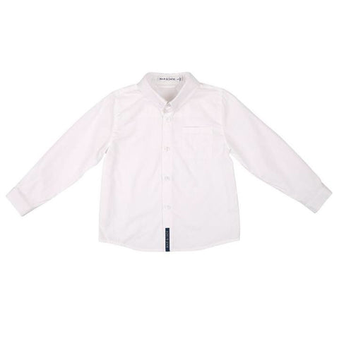 Jackson Formal L/S Shirt-White