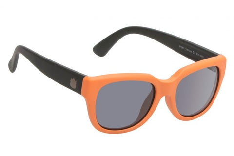 PKR715 O.SM Retro Orange Frame/ smoke lens