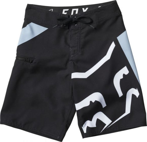 Youth Stock Boardshorts- Black