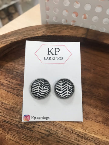 #1 K P Earrings