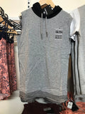 East Hooded Muscle- grey marle
