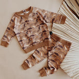 Safari Sweater- French Terry