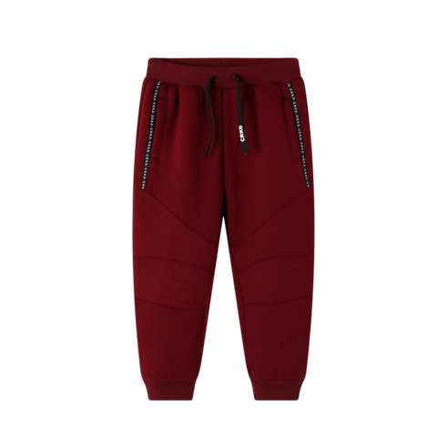 Dex Track Pants- Burgundy
