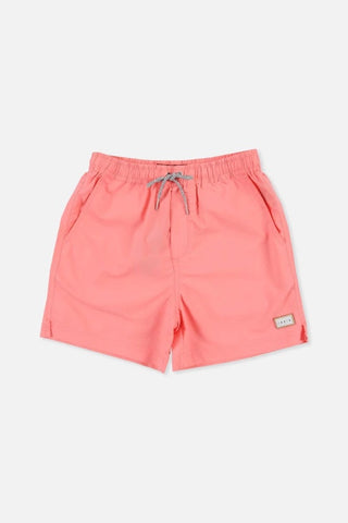 The Estel Swim Short- Neon