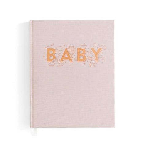 Baby Book Natural (Girls)