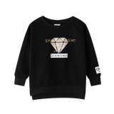Shine Bright Jumper- Black