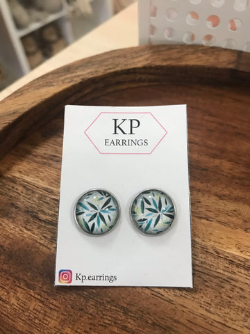 #2 K P Earrings