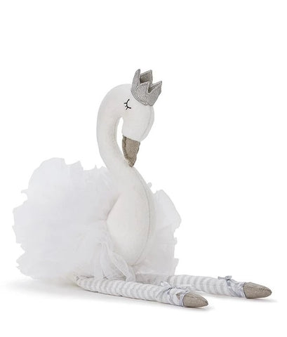 Sophia the Swan- white