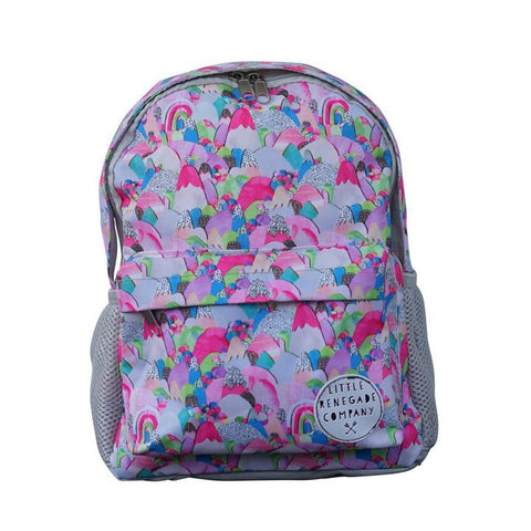 Sugar Mountains Mini Backpack- 32cm