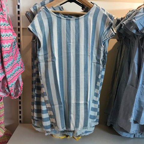 Festival Dress-Stripe