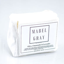 Load image into Gallery viewer, Olive, Chamomile & Lavender NATURAL BAR SOAP