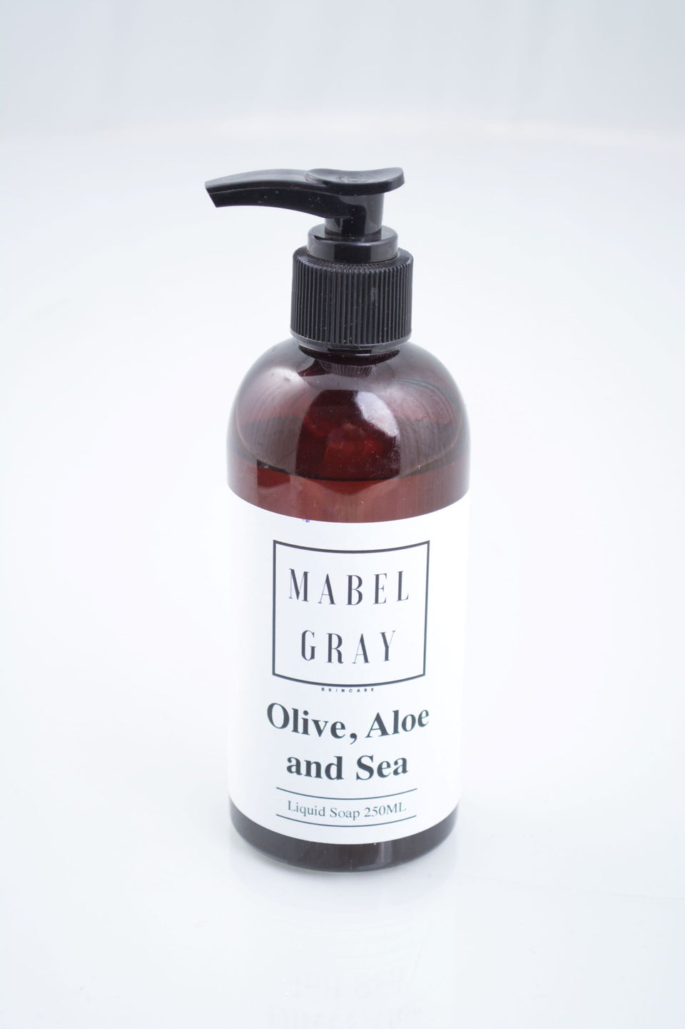 Olive Aloe & Sea LIQUID SOAP 250ML