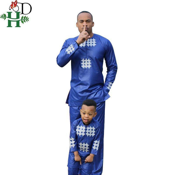 African print - Men Kid Boy clothing sets- Online at African Men Clothes
