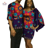 Dashiki Couples Clothes- Online at African Men Clothes