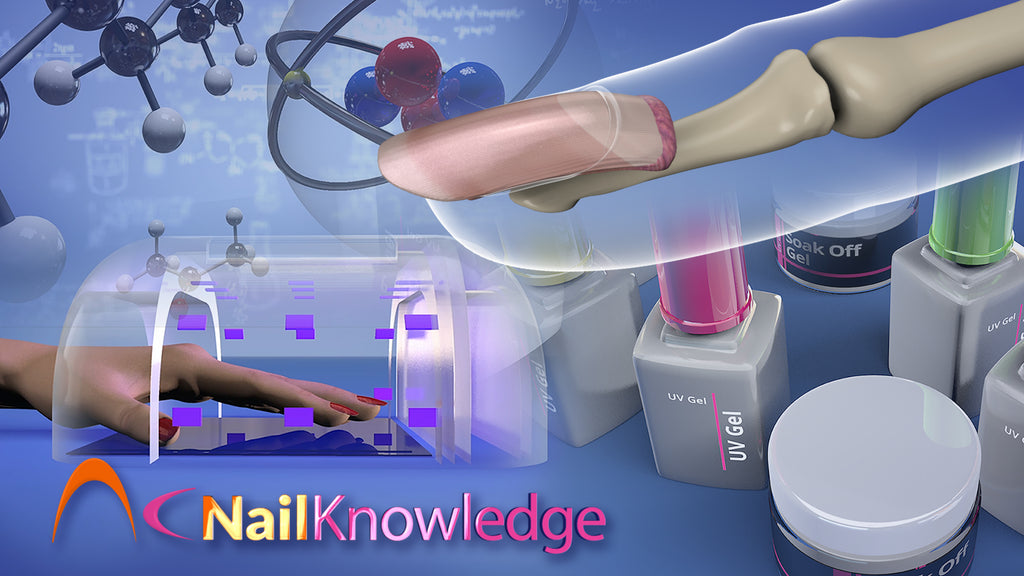 Nailchemy now offers Nail Knowledge Courses