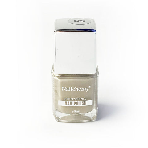 Nailchemy Nail Polish - 05 - Stone/Nude - 9ml