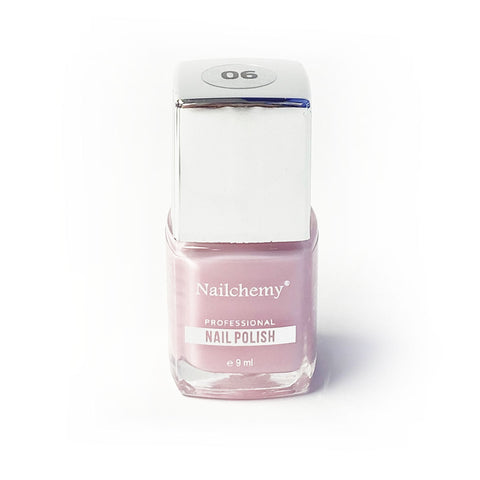 Nailchemy Nail Polish - 06 - Baby Pink - 9ml