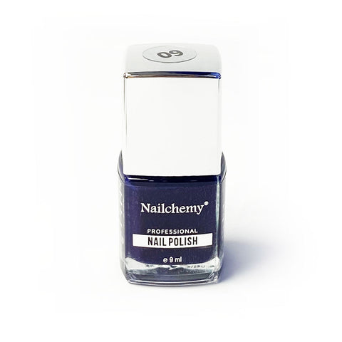 Nailchemy Nail Polish - 09 - Dark Blue - 9ml