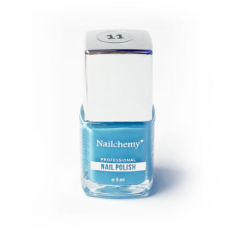 Nailchemy Nail Polish - 11 - Light Blue - 9ml