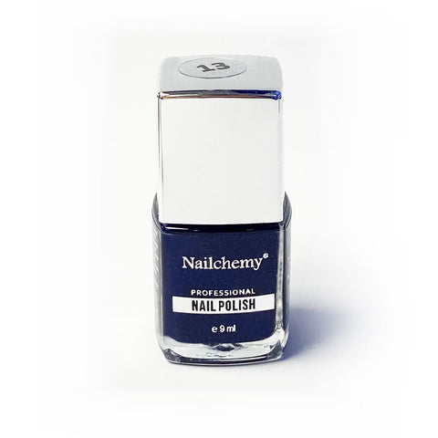 Nailchemy Nail Polish - 13 - Metallic Navy - 9ml