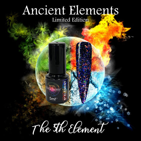 5th Element (Limited Edition) - Ancient Elements - Soak Off Gel Polish - Mini 5ml