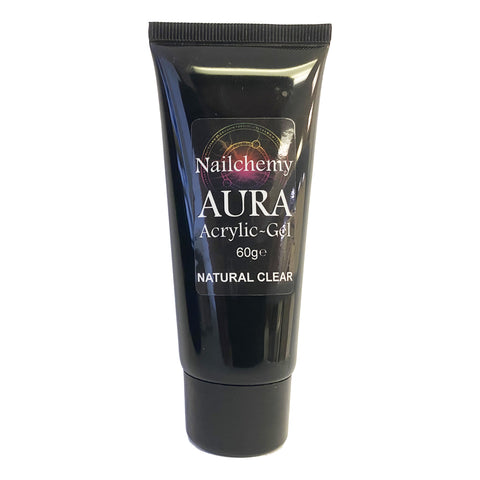 Natural Clear - Aura Acrylic-Gel - 60g