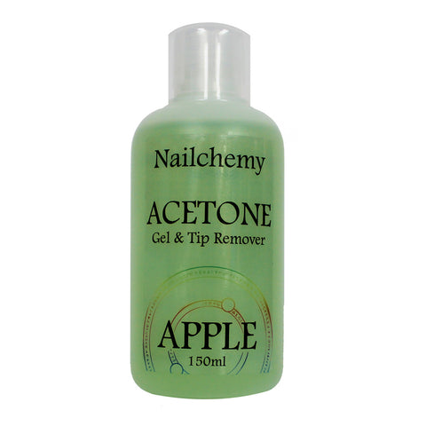 Acetone - Gel & Tip Remover - Apple - 150ml