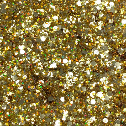 Draconis Multi-Size Glitter - Star Collection