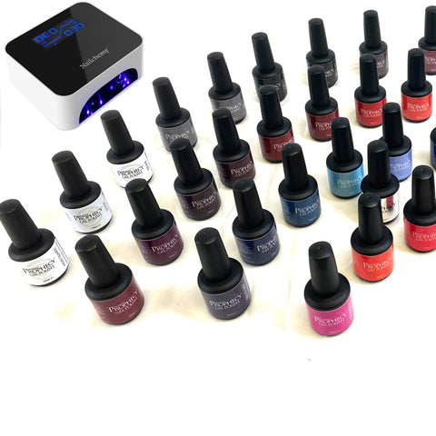 Full Collection - Prophecy Gel Polish 15ml
