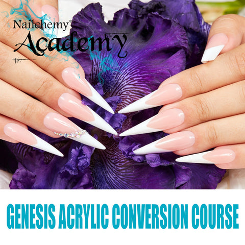 ONLINE Genesis Acrylic Nails Conversion Course