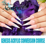 Genesis Acrylic Nails Conversion Course