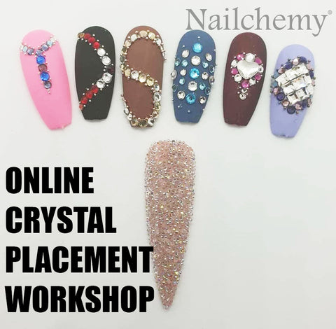 ONLINE Crystal Placement Workshop - with Jode Taylor