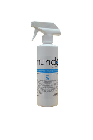 Mundo Multi-Surface Disinfectant Spray 500ml