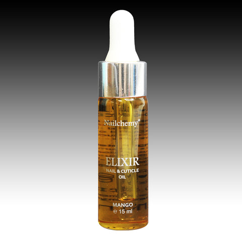NEW Elixir - Nail and Cuticle Oil - Mango - 15ml