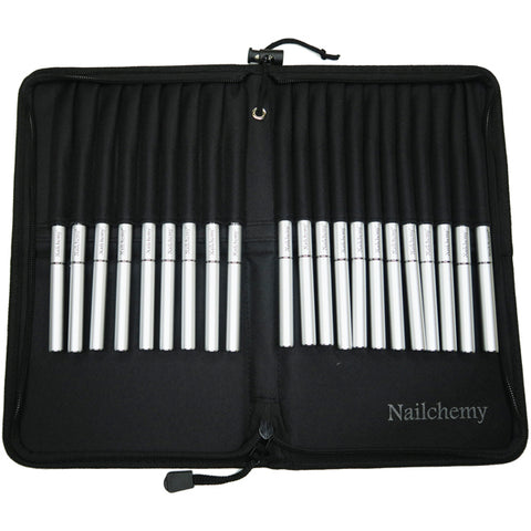 Nailchemy Folding Brush Stand Bag Wallet