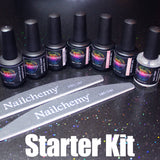 Starter Kit - Soak Off Builder Gel