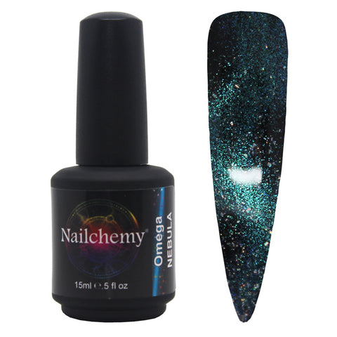 Omega - Nebula - Magnetic Gel Polish - 15ml