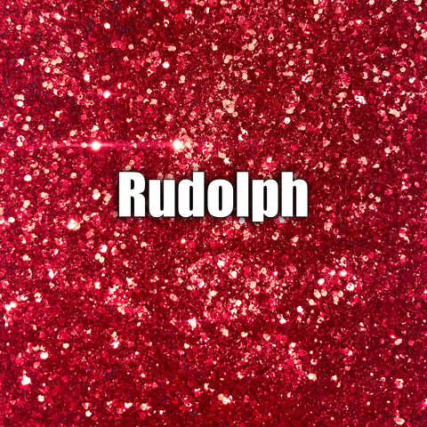Rudolph - The Night Before Christmas - 5g Glitter