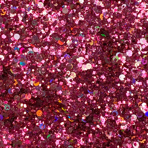 Vega Multi-Size Glitter - Star Collection