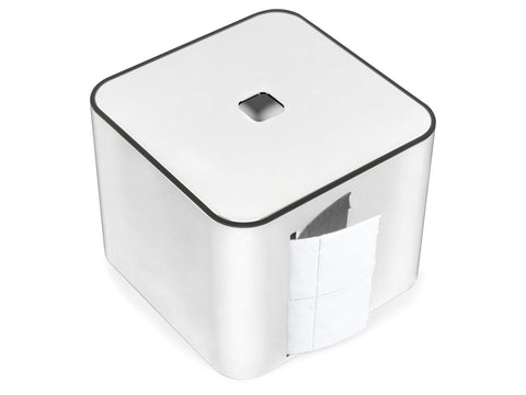 The Cube Nail Wipes Dispenser