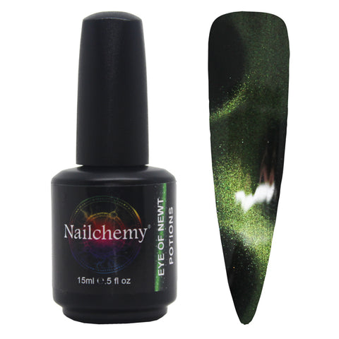 Eye of Newt - Potions Collection - Soak Off Gel Polish 15ml
