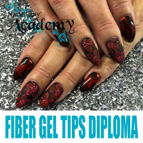 ONLINE Fiber Gel Tips Conversion Course