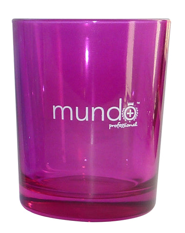 Mundo Disinfection Jar - Large Pink