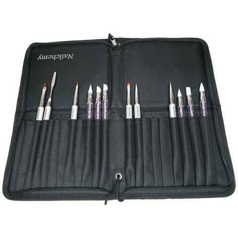 Nailchemy Brush Bag Fully Loaded
