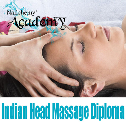Professional Indian Head Massage Diploma