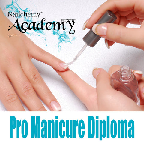 ONLINE Professional Manicure Diploma
