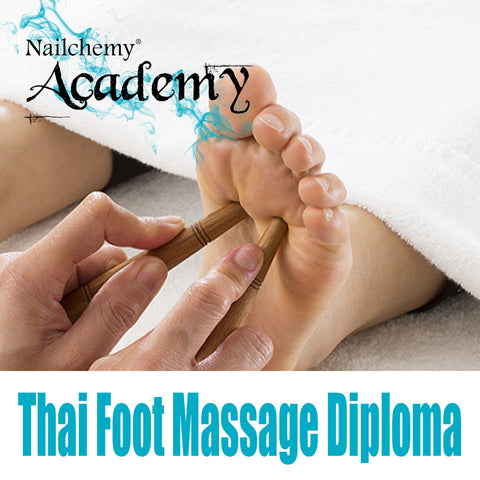 Professional Thai Foot Massage Diploma